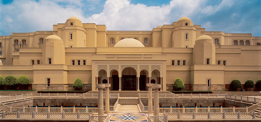Holiday Package In Agra With The Oberoi Amar Vilas Agar