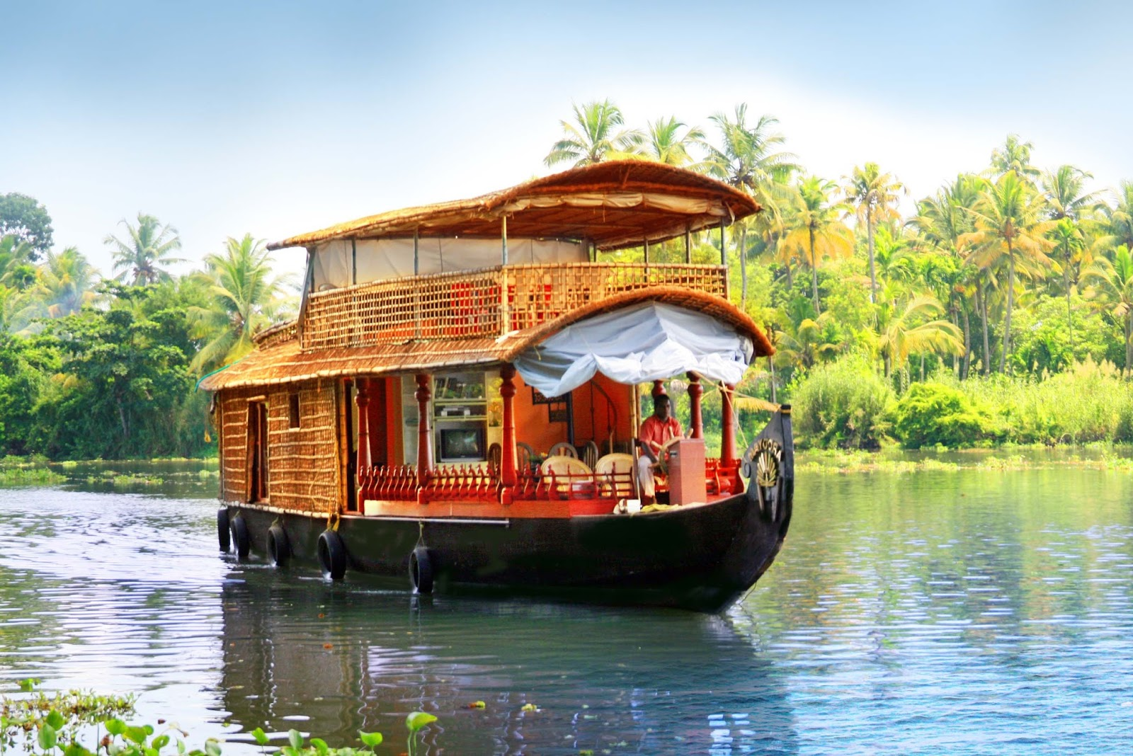 BEST OF KERALA WITH AIRFARE
