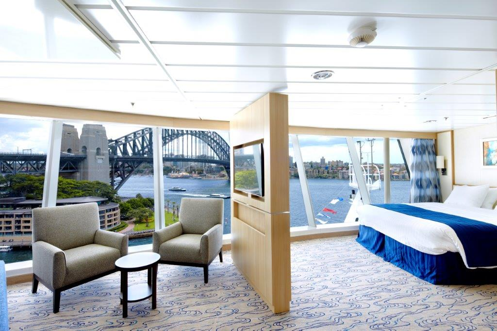 Royal Caribbean Family Panoramic Suite