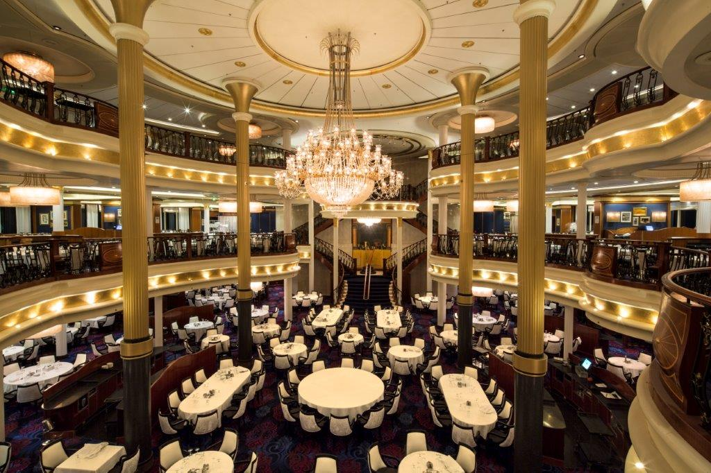 Royal Caribbean Main Dining Room