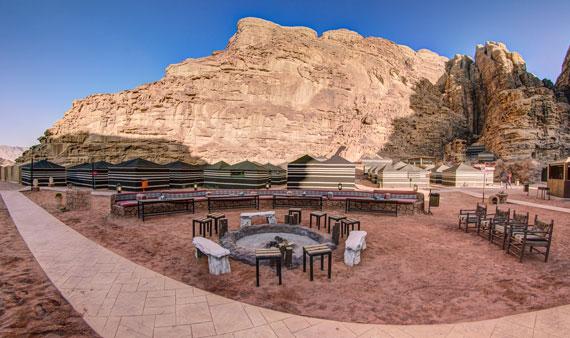 Rahayeb Desert Camp Wadi Rum