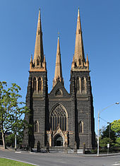 St. Patrick's Cathedral Melbourne