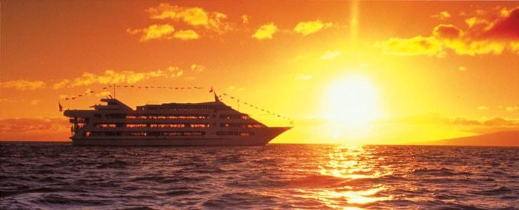 Sunset Dinner Cruise Bali Hai - Bali