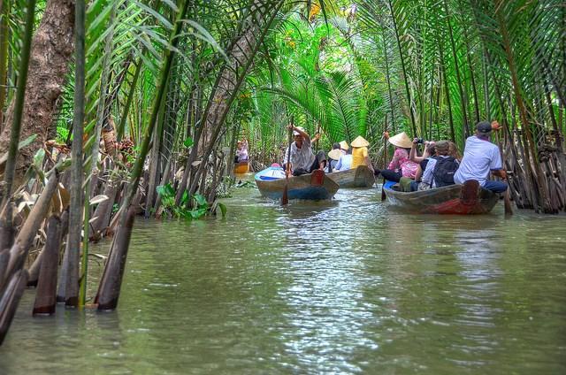 Thoi Son Island - Ho Chi Minh