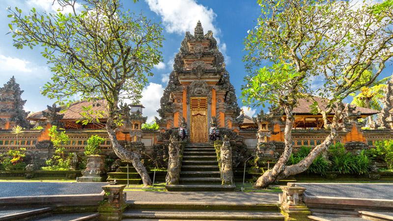 Ubud Royal Palace - Bali