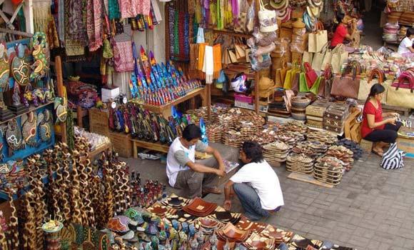 Ubud Traditional Art Market - Bali