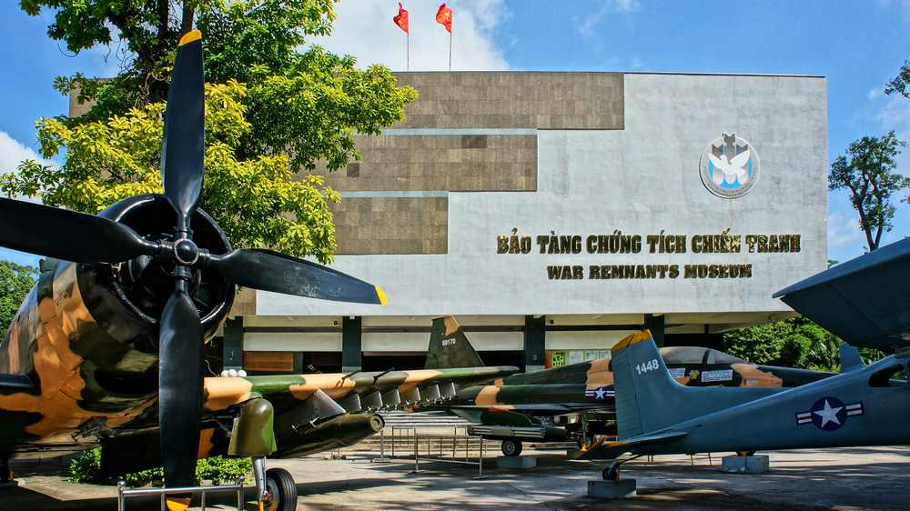 War Remnants Museum - Ho Chi Minh