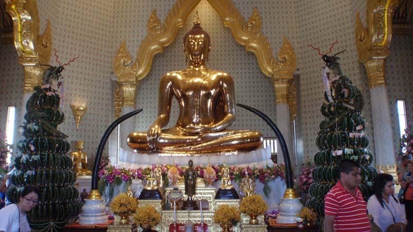 Wat Traimitr - Bangkok