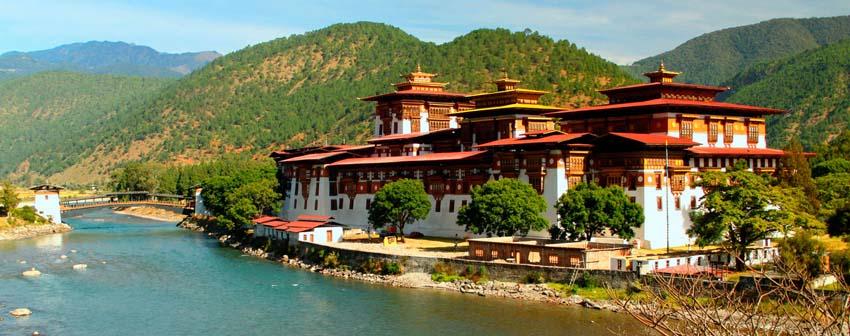 BEAUTIFUL BHUTAN WITH AIRFARE