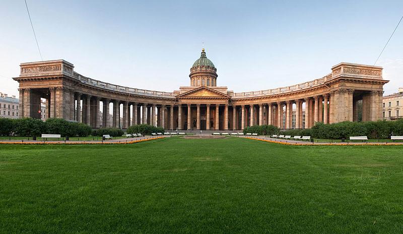 Kazan Cathedral - St. Petersburg