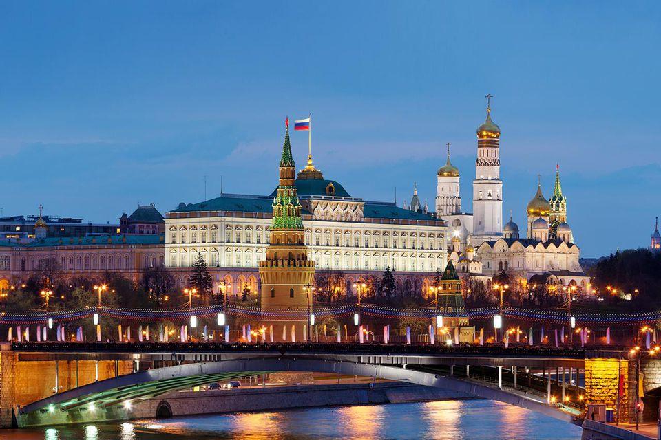 Kremlin - Moscow