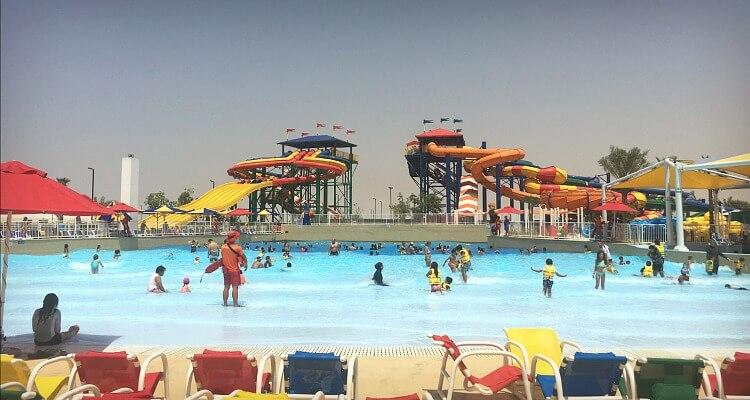 Legoland Water Park- Dubai Parks and Resorts