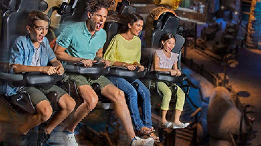 Motion Gate - Dubai Parks and Resorts