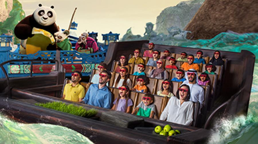 Motiongate - Dubai Parks and Resorts