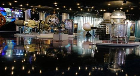 Museum of Cosmonautics - Moscow