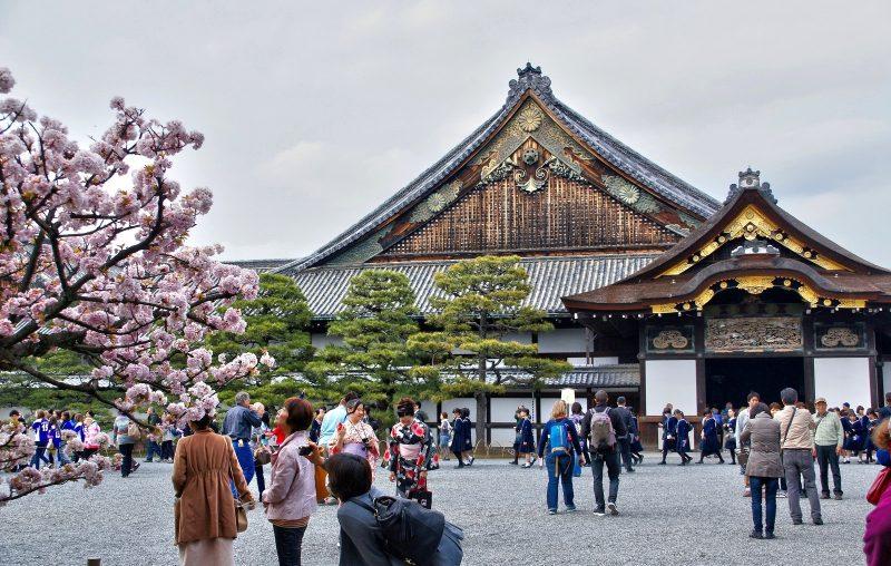 Nijo Castle - Kyoto