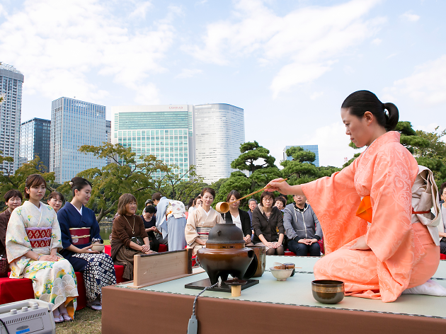 Tea Ceremony Experience - Tokyo