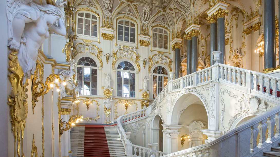 The State Hermitage Museum - St. Petersburg