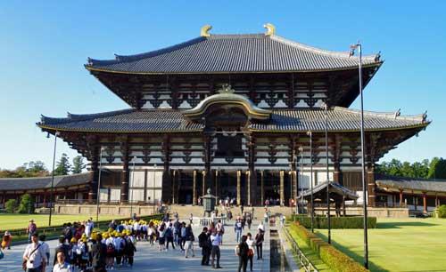 Todaiji Temple - Kyoto