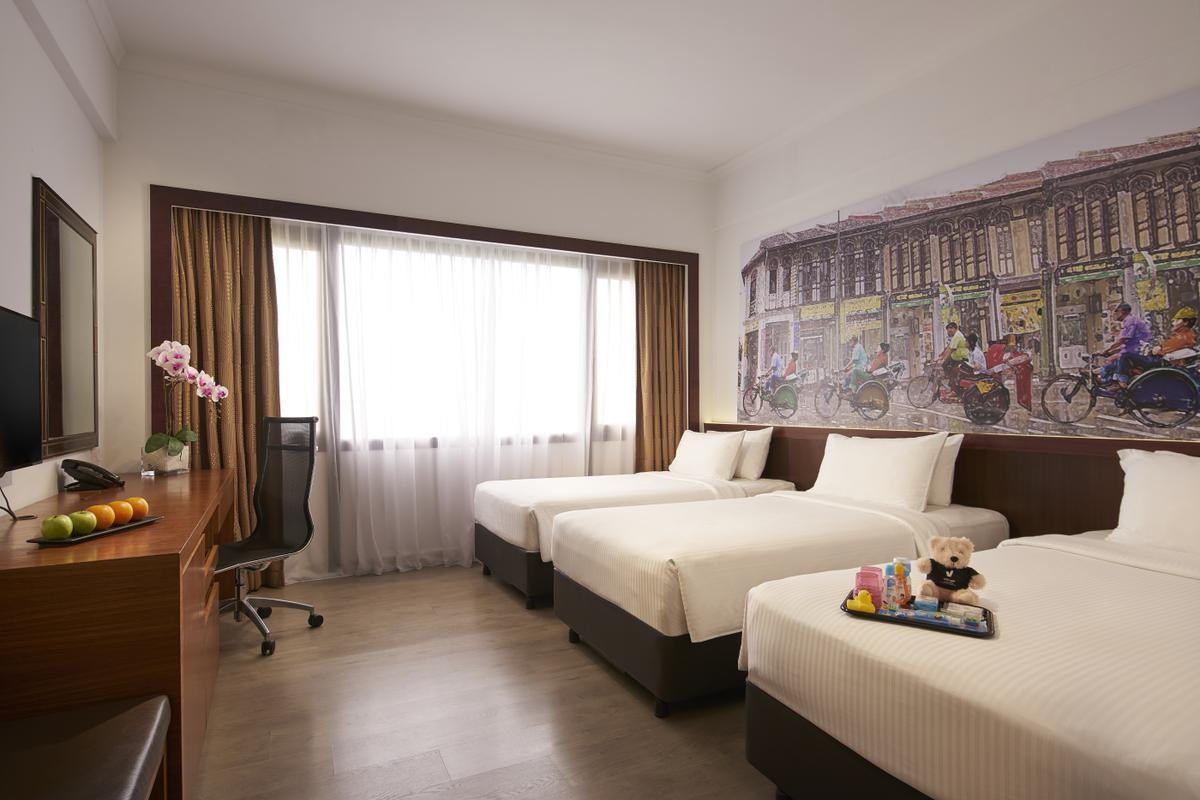 Village Hotel Bugis- Family Room